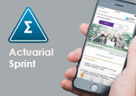 A new app for actuarial students - Actuarial Sprint