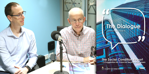 "<a href=""https://actuaries.asn.au/the-social-condition-report"">NEW thought leadership Dialogue paper and podcast with Ian Laughlin, Hadyn Bernau and John McLenaghan on The Social Condition Report</a>"