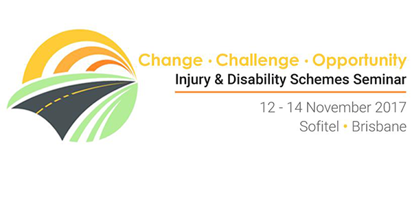 Papers and presentations are now invited for the Injury and Disability Schemes Seminar - closing date Friday 5 May 2017.