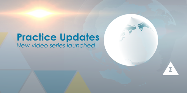 The first collection of Practice Update videos are now available. See what each committee has been up to and also earn CPD points.