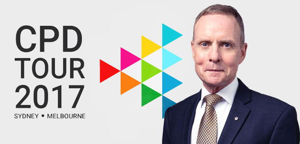 Registration now open for Melbourne on 6 March and Sydney on 15 March. David Morrison AO and 2016 Australian of the Year, will present on 'Empowering Leadership'