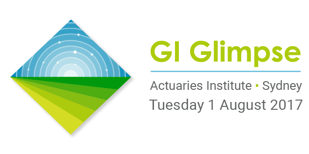 GI Glimpse 2017, designed specifically for young GI actuaries - registration now open