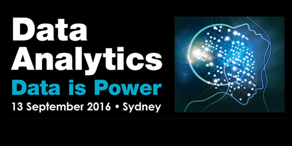 The full-day Data is Power Seminar is less than a month away. Register now to get an update on what's trending in data analytics and participate in technical workshops.